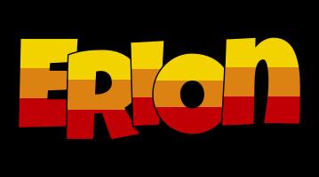 Erion jungle logo
