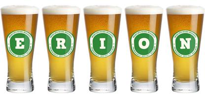 Erion lager logo