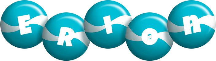 Erion messi logo