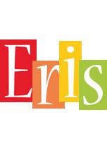 Eris colors logo