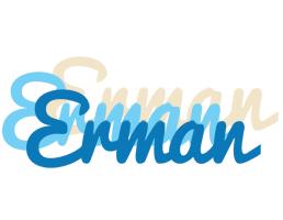 Erman breeze logo