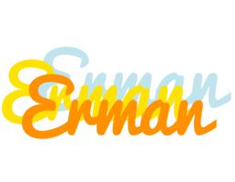 Erman energy logo