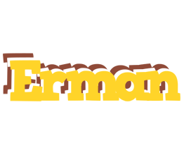 Erman hotcup logo