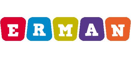 Erman kiddo logo