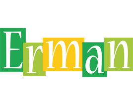 Erman lemonade logo