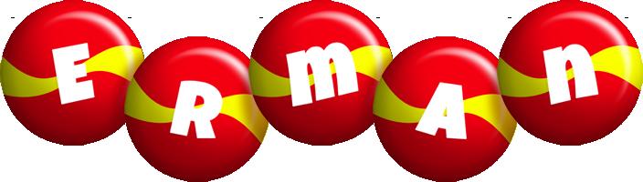 Erman spain logo
