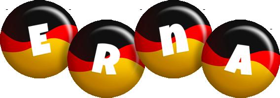 Erna german logo
