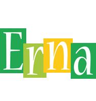 Erna lemonade logo