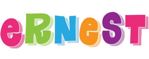 Ernest friday logo