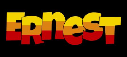 Ernest jungle logo