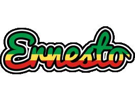 Ernesto african logo