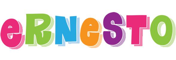 Ernesto friday logo