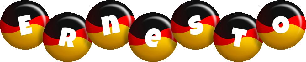 Ernesto german logo