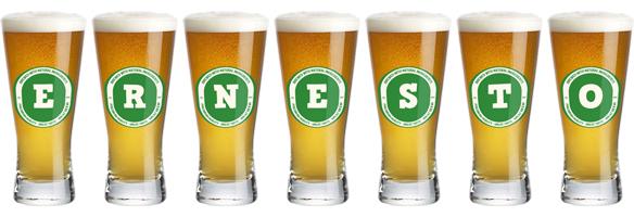 Ernesto lager logo