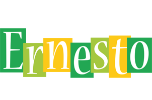 Ernesto lemonade logo