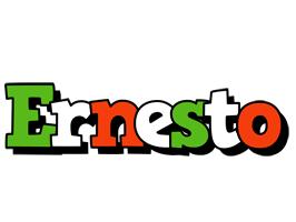 Ernesto venezia logo