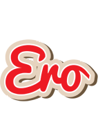 Ero chocolate logo
