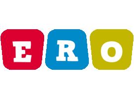Ero daycare logo