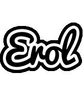Erol chess logo