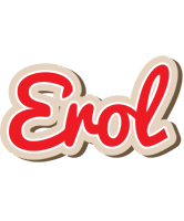 Erol chocolate logo