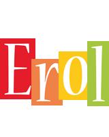 Erol colors logo