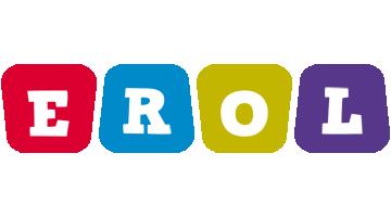 Erol daycare logo