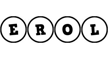 Erol handy logo
