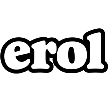Erol panda logo