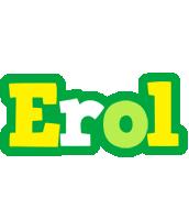Erol soccer logo