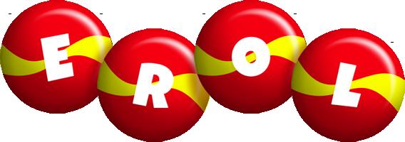 Erol spain logo
