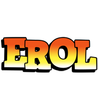 Erol sunset logo