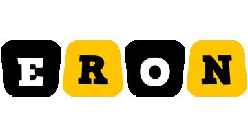 Eron boots logo
