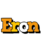 Eron cartoon logo
