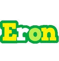 Eron soccer logo