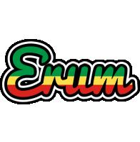 Erum african logo