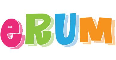 Erum friday logo