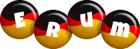 Erum german logo