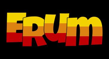 Erum jungle logo