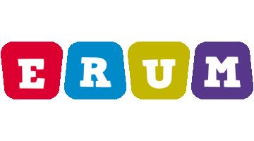 Erum kiddo logo