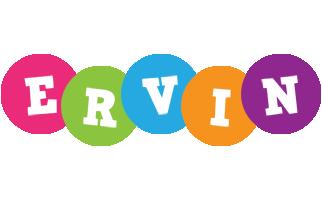 Ervin friends logo