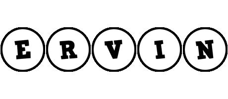 Ervin handy logo