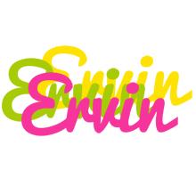 Ervin sweets logo