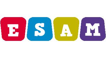 Esam daycare logo