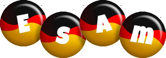 Esam german logo