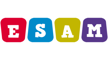 Esam kiddo logo