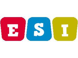 Esi kiddo logo