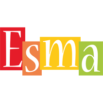 Esma colors logo