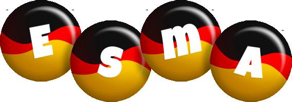 Esma german logo