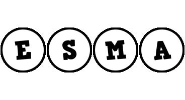 Esma handy logo
