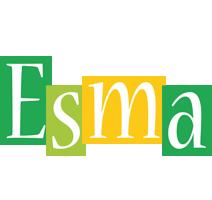 Esma lemonade logo